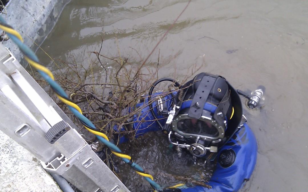 Ag Ganol, entreprise de travaux subaquatiques