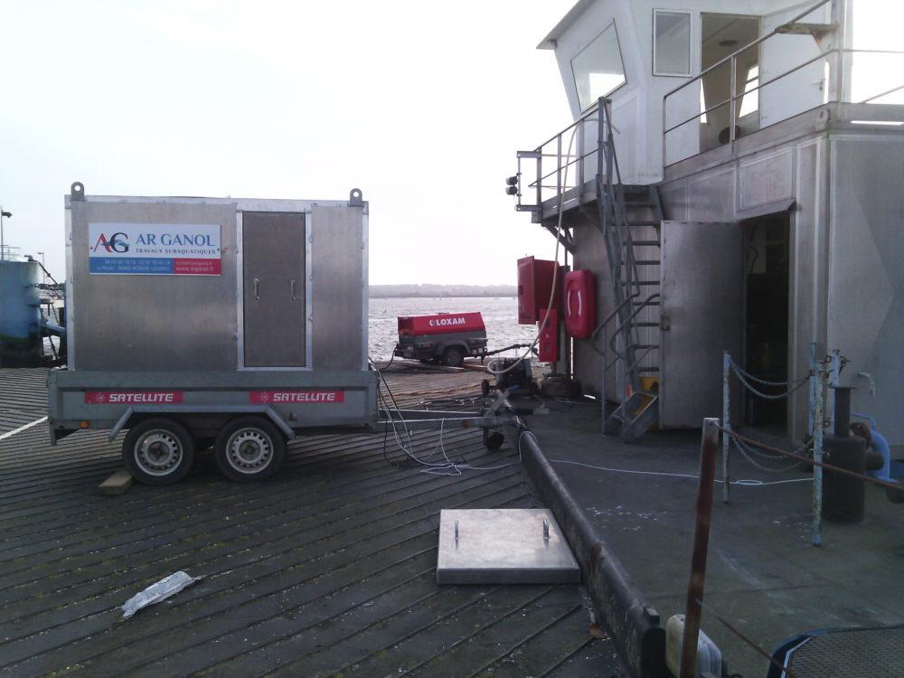 Container Ar Ganol